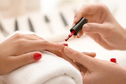 natual nail care